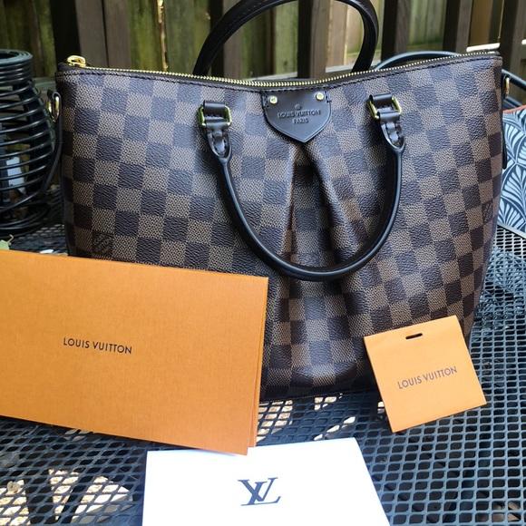 16201f0df2 Louis Vuitton Siena MM Bag NWT